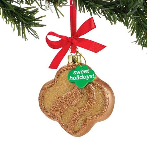 girl scout holiday ornaments craft scouts ornament scout cookies trefoil