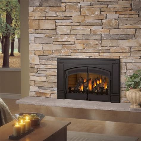Gas Fireplace Inserts For Existing Fireplaces by Gas Inserts Majestic Napoleon Hamilton Home Comfort