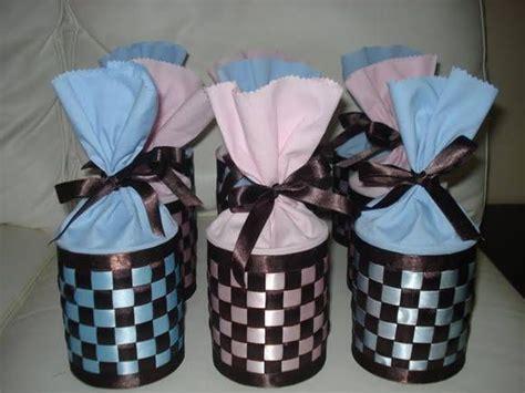 lata decorada tipo saquinho lata de leite ninho 3 decorada fita coberta dentro