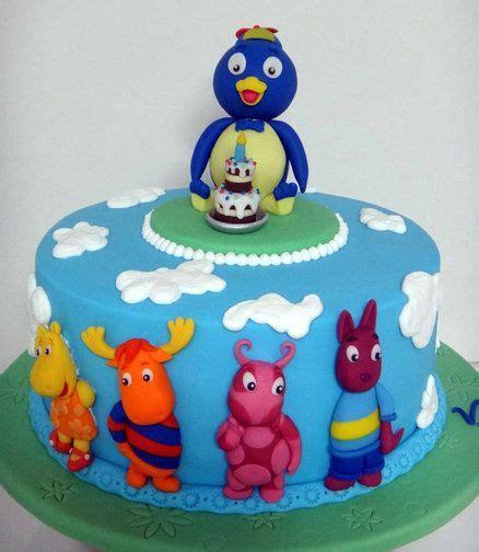 backyardigans cake cakes cupcakes