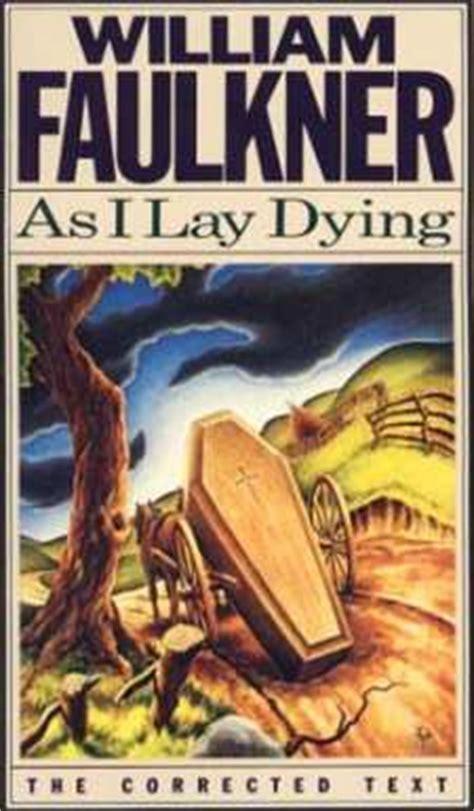 libro as i lay dying grandiosos libros espectaculares