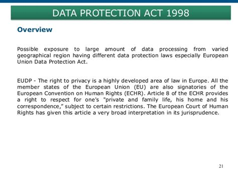 section 8 data protection act legal compliance for doing business in united kingdom and