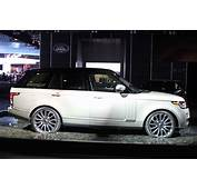 Heres A First Look At The All New Range Rover Sport