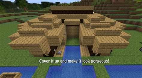 minecraft boat instructions fire your boat out to sea build a redstone dock and go