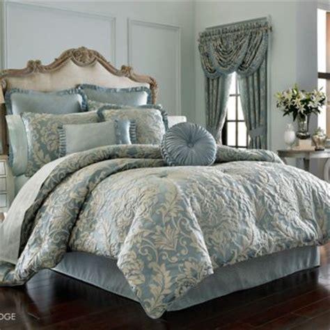 Blue California King Comforter by Buy J New York Colette California King Comforter