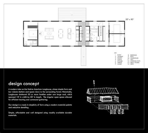 longhouse plans longhouse