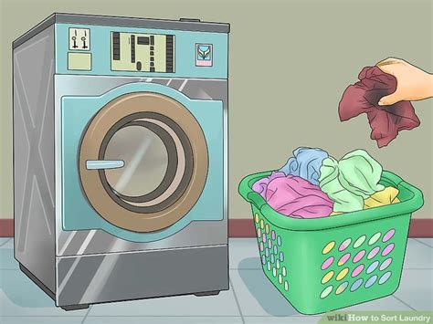 How To Sort Laundry 10 Steps With Pictures Wikihow Where To Put Laundry
