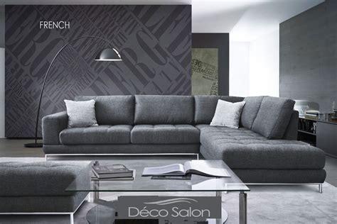 canapé d angle multicolore idee deco chambre moderne ado