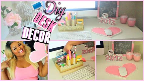 diy desk decorations diy desk decorations organization make your desk