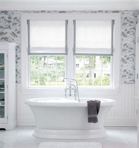 small bathroom window curtains  creative mom