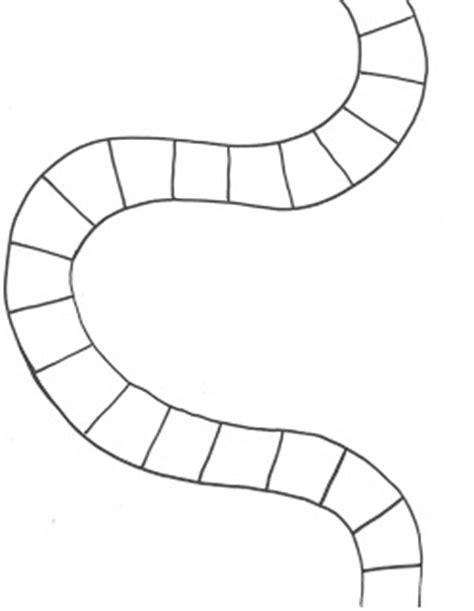 printable board game path creator s joy game board templates