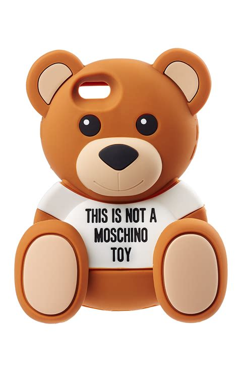 Moschino Teddy Iphone moschino teddy iphone for iphone 6