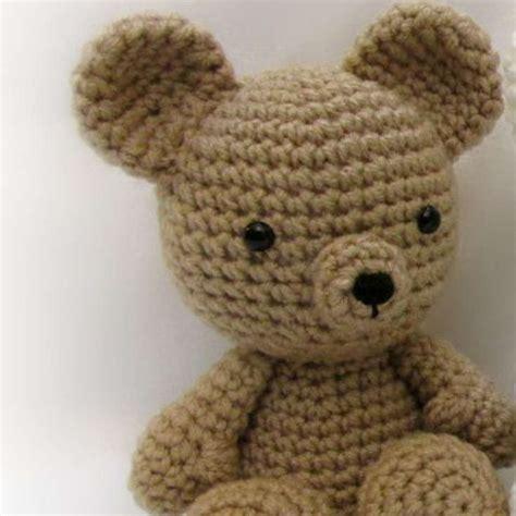 pattern crochet teddy bear crochet teddy bear tutorial wixxl