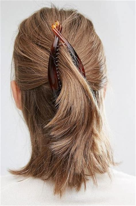 hairstyles using banana clips 17 best ideas about banana clip hairstyles on pinterest