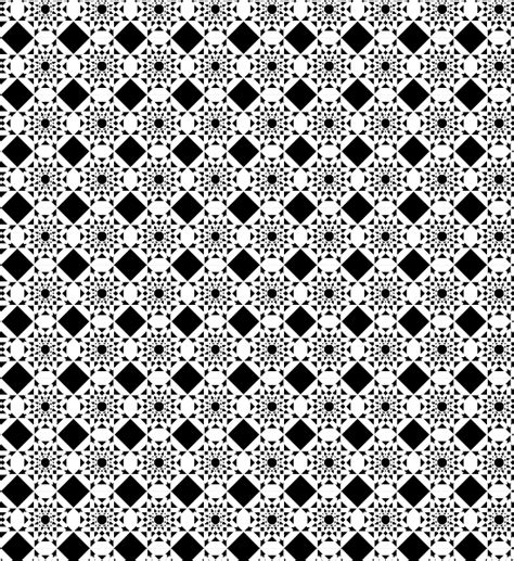 black and white geometric pattern vector free black and white free geometric abstract seamless vector