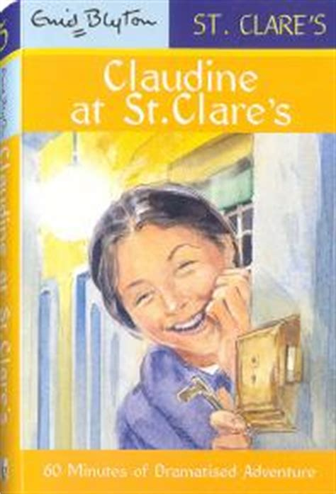 Claudine Di St Clare New Cover claudine at st clare s