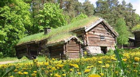 log cottage log cabin