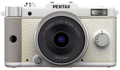 Kamera Pentax Q test liten mindre pentax q kamera bild