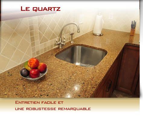 comptoire cuisine comptoir cuisine quartz cuisine rustique avec