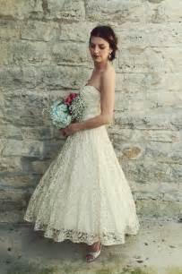 1950s tea length wedding dress vintage antique ivory