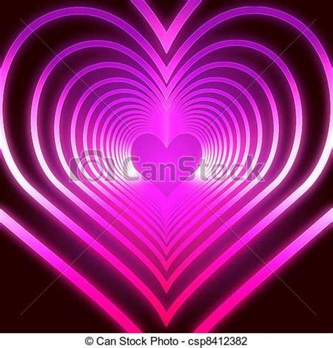 imagenes lindas que brillen stock fotos de rosa corazones brillar muchos brillar