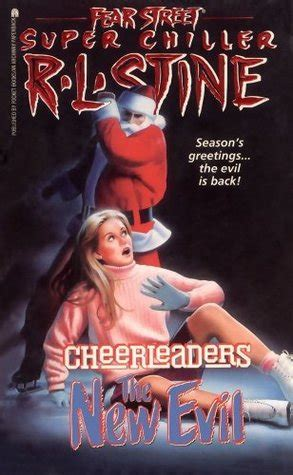 Fear Rlstine The the new evil fear superchiller 7 fear 4 by r l stine
