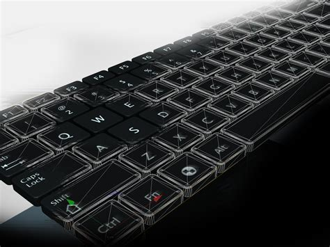 Keybord Laptop Dell How To Pop A Key Back Onto A Dell Laptop Keyboard 9 Steps