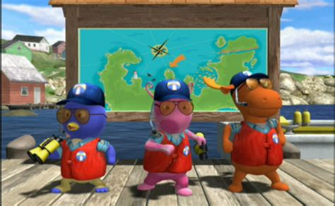 Backyardigans Episode 12 The Backyardigans S2e12 Save The Day Tv