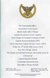 Military retirement ceremony program quotes