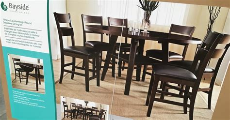 9 Pc Square Dinette Dining Room Table Set And 8 Chairs Ebay » Home Design 2017