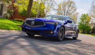 Acura Tlx 2018 Acura Tlx Arrives Next Month Starting At 33 950
