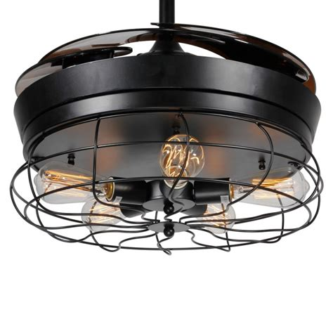 42 inch ceiling fan with light 42 inch industrial caged ceiling fan with light and remote