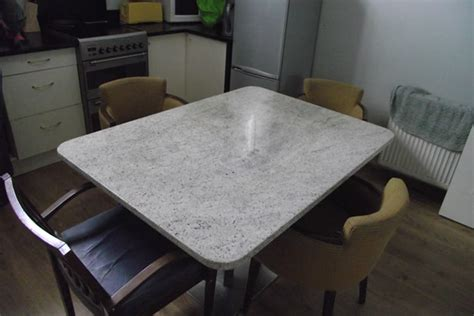 quartz dining table modrest quartz modern rectangular