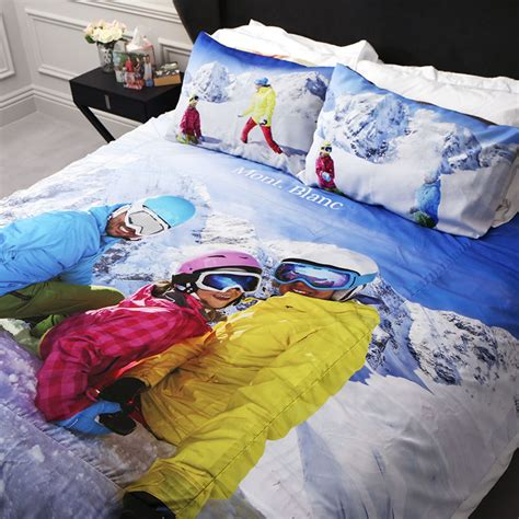 Personalised Quilt Covers by Personalised Duvet Covers Custom Quilt Cover Printing