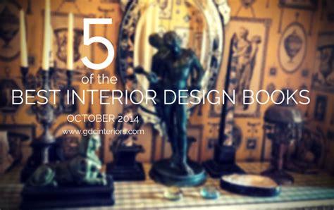 interior design books october