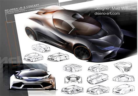 mclaren lm5 concept mclaren lm5 concept cars diseno art