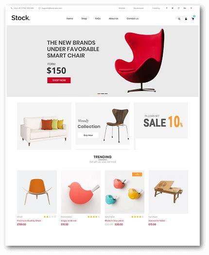 paginas de venta de muebles online dise 209 o de p 193 ginas web para tiendas de muebles