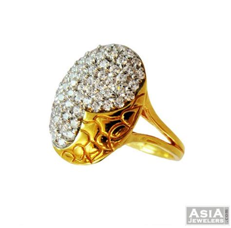 signity studded ring 22k ajri56871 us 387