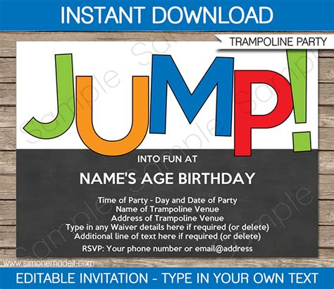 boy birthday invitation templates troline invitations birthday template