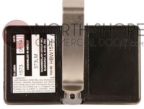 Garage Door Opener Remote Security Liftmaster 373lm Security 3 Button Remote