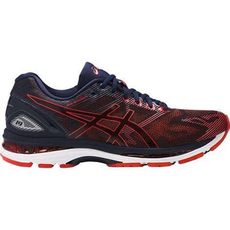 Sepatu Asics Gel Nimbus 19 asics gel nimbus 19 mens running shoe