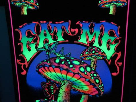 cheap black light posters trippy blacklight posters from the psychedelic heyday