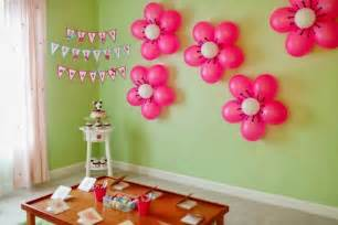 Simple Birthday Decorations At Home Simple Birthday Decoration Decorating Of Party