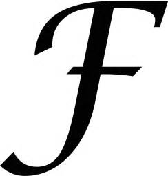 Letter F Template by Adventures In Creating F Is For Family And