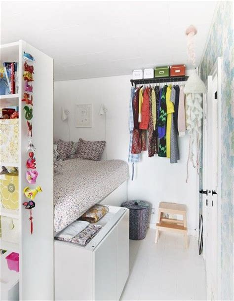 Closet Ideas For Small Spaces | 15 clever closet ideas for small space pretty designs