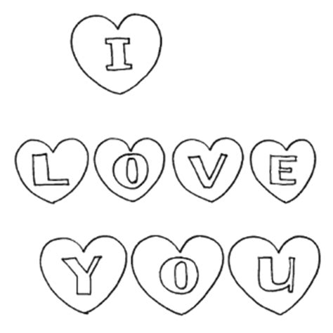 i love you baby coloring pages love you color pages