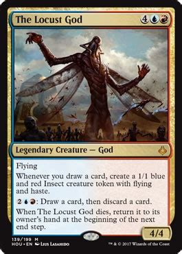 Mgo Gift Card - the locust god price magic the gathering mtg on sale at manaleak