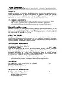 Free Resume Sles For Career Changers Change Of Career Resume Uxhandy
