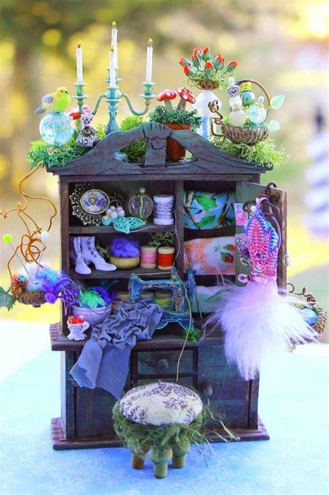 miniaturas y dollhouse miniatures miniaturas miniaturas hada y