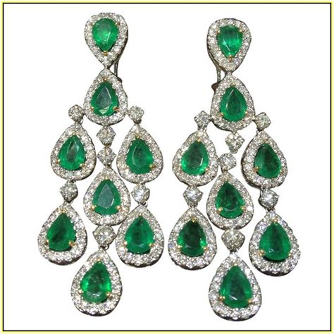 home design diamonds chandelier earrings designs home design ideas
